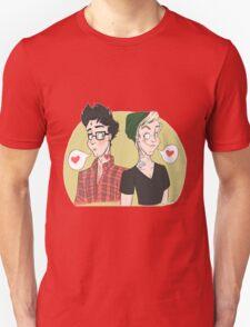 Punk Drarry Love Unisex T-Shirt