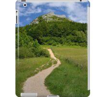 Cathar Castle iPad Case/Skin