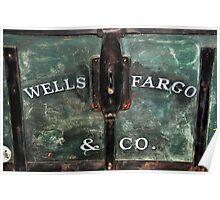 Wells Fargo & Co. Poster