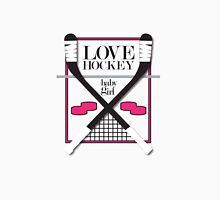 Love Hockey-Baby Girl Unisex T-Shirt