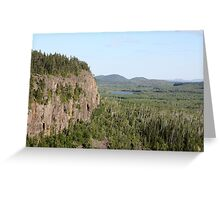 Northern Wilderness Greeting Card