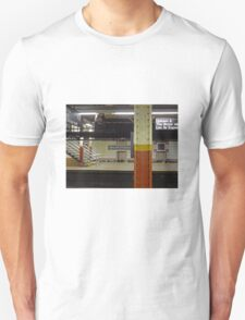 Brooklyn Bridge Subway NYC Unisex T-Shirt