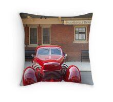 Custom Cord Throw Pillow
