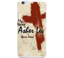 Asher Lev iPhone Case/Skin