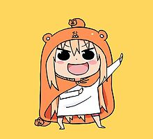 Himouto! Umaru-chan – Salute by gentlemenwalrus