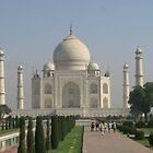 The Taj Mahal by Patricia127