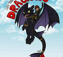 Let There Be Dragons by Sarah Haywood