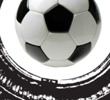 i like REAL football. Sticker