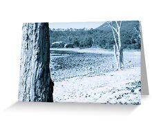 """""""Rest in Nowhere"""" Greeting Card"""