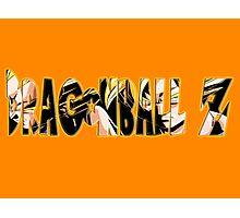 Dragonball Z Photographic Print