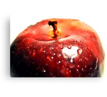 Delicious Red Canvas Print