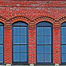 Four Windows by Bob Hortman
