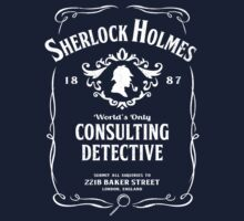 World's Only Consulting Detective by whitebalanced