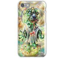 Artificial Reality Jesus- Deep Dream iPhone Case/Skin