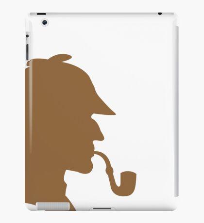 Holmes in Profile iPad Case/Skin