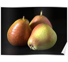 Reach for a Pear Poster