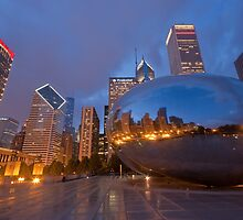 Cloud Gate - Chicago by nkflyers2005