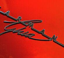 Karmann Ghia by caafephoto