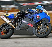 Bike Racing by caafephoto
