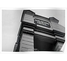 The Guildford Hotel Poster