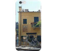 Life on the Italian Riviera iPhone Case/Skin