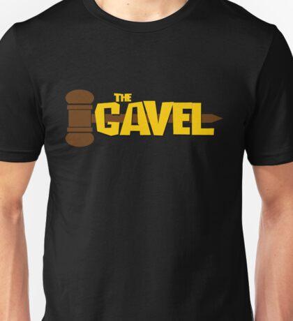 The Gavel Logo Unisex T-Shirt