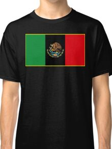 Afro Mexican Flag Classic T-Shirt