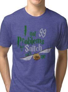Serpent Problems Tri-blend T-Shirt