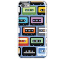 Mixed Tapes iPhone Case/Skin