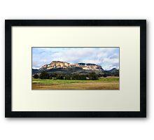 Capertee Valley NSW Australia Framed Print