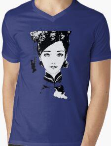 Ming Mens V-Neck T-Shirt