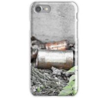 Rust and Flowers iPhone Case/Skin