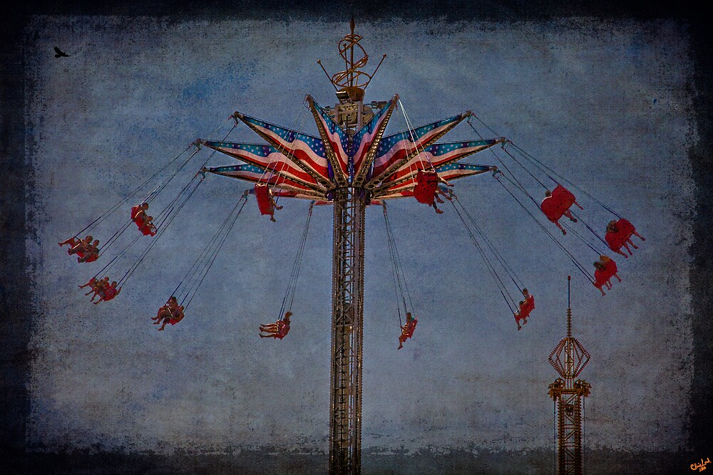 America Swings by Chris Lord