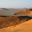 The Panoramic Empty Quarter  by Peter Doré