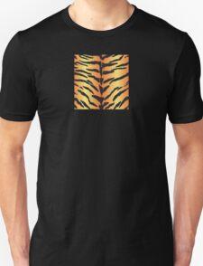 Tiger Skin Pattern Unisex T-Shirt