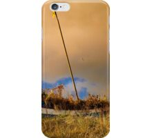 Not quite shipshape iPhone Case/Skin