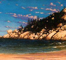 Alma Shadows by Cary McAulay