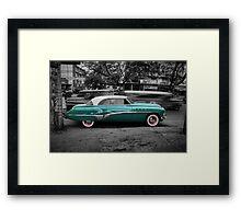 Buick Eight Roadmaster Framed Print