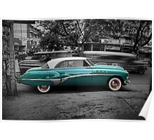 Buick Eight Roadmaster Poster