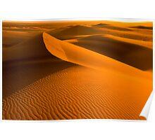 Arabian Sunset Poster