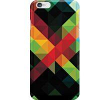 Modern Colorful Geometric Mosaic Pattern iPhone Case/Skin