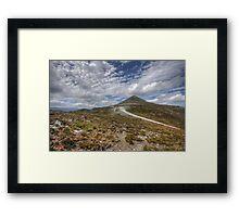 Croagh Patrick Framed Print