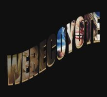 Werecoyote by thescudders