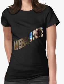 Werecoyote Womens Fitted T-Shirt