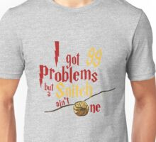 LION PROBLEMS Unisex T-Shirt