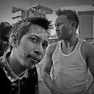 Songkran in Bangkok (3) by Laurent Hunziker