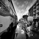 Songkran in Bangkok (4) by Laurent Hunziker