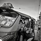 Songkran in Bangkok (7) by Laurent Hunziker