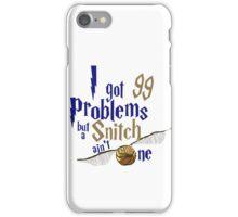 Eagle Problems iPhone Case/Skin