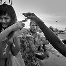 Songkran in Bangkok (10) by Laurent Hunziker